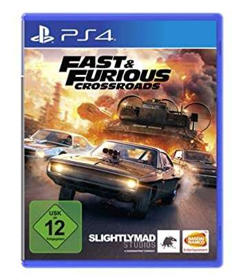Ps 4 Fast and Furious