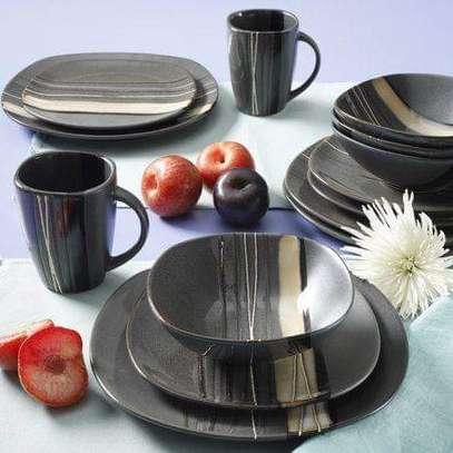 24 Piece Ceramic Dinner set image 6