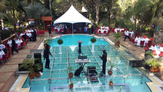 Hire Staging & Truss | Lighting, Sound & Rigging image 1
