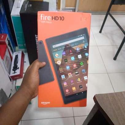Amazon Fire HD 10 With Alexa 32gb image 1