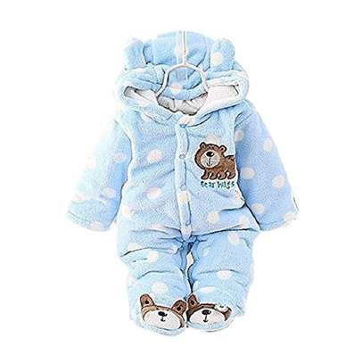 Warm Baby Rompers 0-12 Months