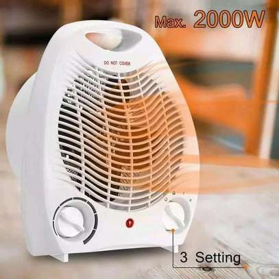 2 IN 1 ROOM AND FAN HEATER image 1