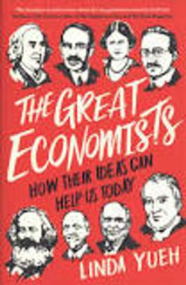 The Great Economists: How Their Ideas Can Help Us Today image 1