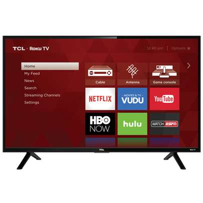 TCL 32 Inch Smart Android Frameless –Tech Month Deals image 1