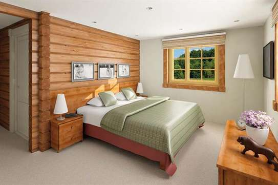 Painting and Decorating Professionals - Wood Varnishing and Staining Nairobi image 14