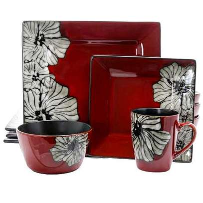 *24 Piece Ceramic Dinner set image 8