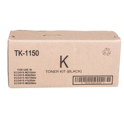 Kyocera Toner TK1150 for Ecosys M2135dn, M2635dn, M2735dw image 1
