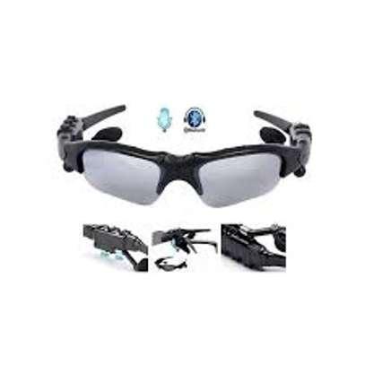 Bluetooth Sunglasses Headphone Music Headset Earphone Sunglass for Climbing Fishing Driving Traveling Cycling Skiing Sun Glasses image 1