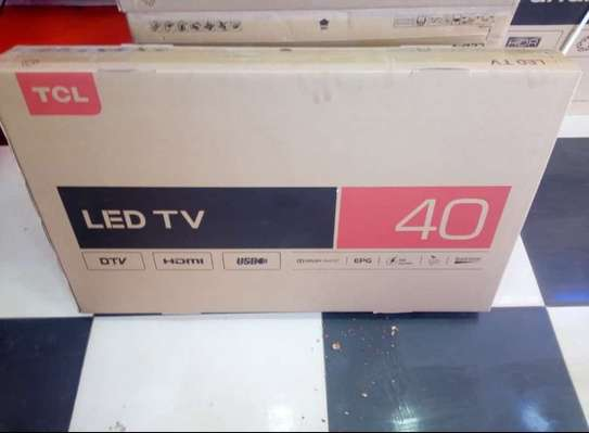 40 inches Tcl digital tv