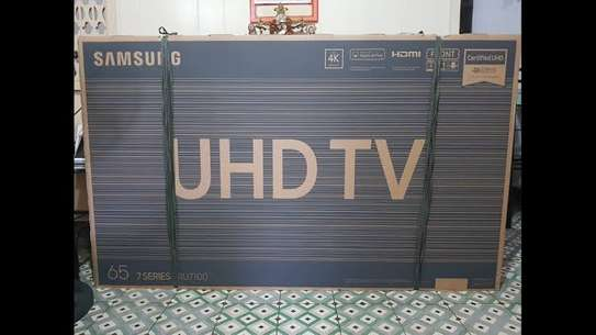 Samsung 65 inch smart TV 4k image 1