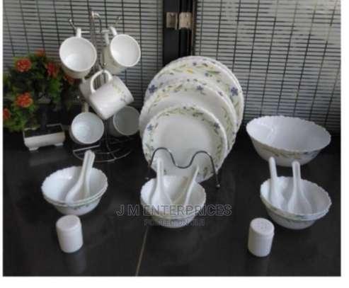 39 Pcs Diva Dinner Set image 3