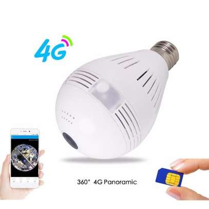 3G/4G SIM Card Camera 1080P 360°For Rural Areas