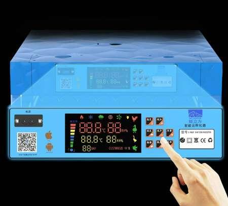 New 64 Egg AC/DC Fully Automatic Incubators & Hatcheries image 4