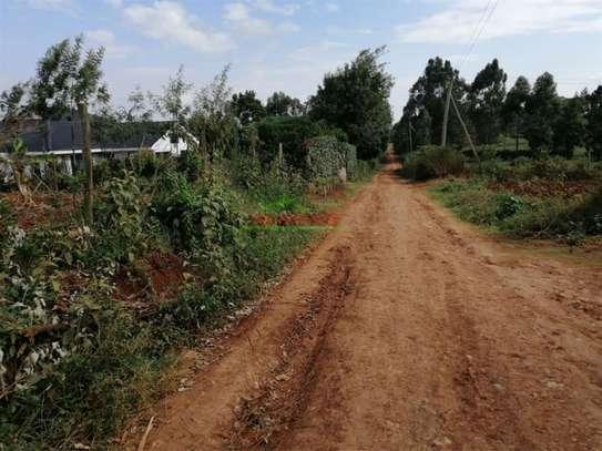 Kikuyu Town - Land image 4