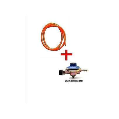 Generic Gas Regulator for 6KG Cylinder Plus FREE Gas Delivery Pipe image 3