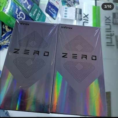 "Infinix Zero 8 6.8"" 8GB + 128GB, 64MP, Dual 4G image 1"