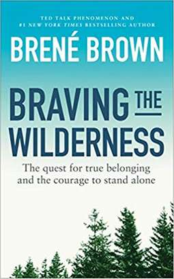 Braving the Wilderness: The quest for true belonging and the courage to stand alone Paperback – 2017 image 1