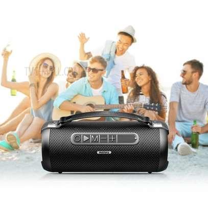 Remax RB-M43 Portable Bluetooth Speaker-usb-FM image 2