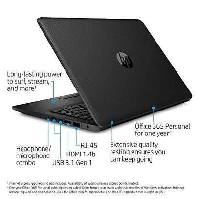 Hp 14-cm0020nr, AMD A4-9125 , 1TB HDD,4GB RAM, With AMD Radeon™ R3 Graphics+Win10Pro-Black image 2