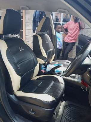 Duress Car Seat Covers image 5