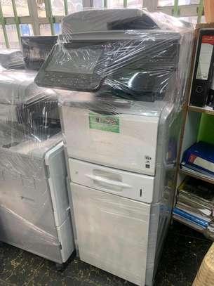 High quality ricoh aficio sp5200 photocopier machine image 1