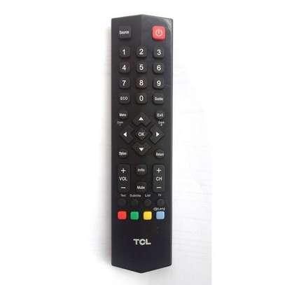 TCL Digital TV Remote - Black image 1