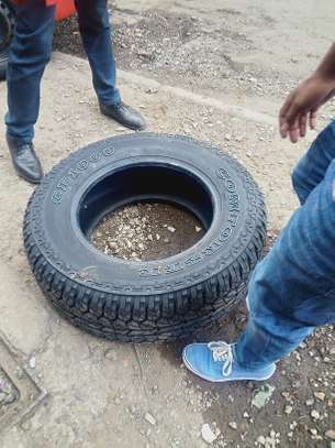 265/65R17 A/T Brand new Comforser tyres image 1