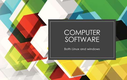 windows  and  Linux software's available image 1