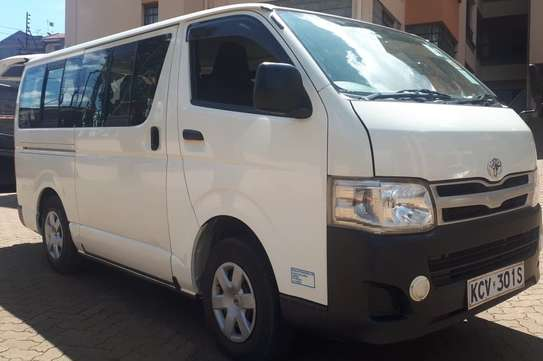 Executive 10  Seater Van for hire