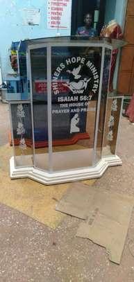 Glass pulpit image 5