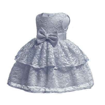 Multi-layer Girl's Dress  (3months-2yrs) image 12