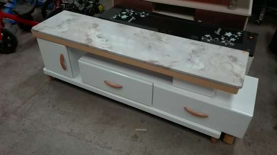 Tv stand - marble top