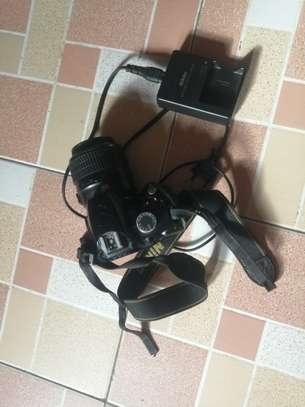 Dslr camera d3200 with 18to55mm image 1