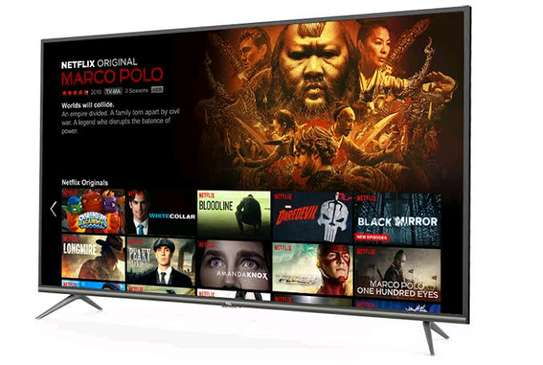 TCL 43″ 4K (Ultra HD) Smart Android Tv –