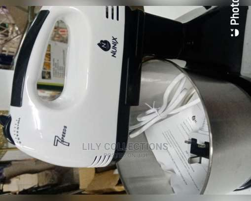 Nunix Stand Mixer Available image 1