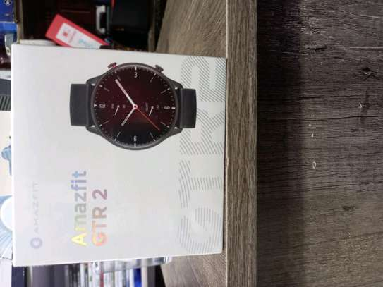 Amazfit GTR 2 smartwatch image 1