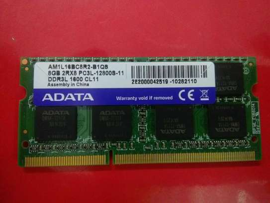 8GB PC3L DDR3L Laptop RAM