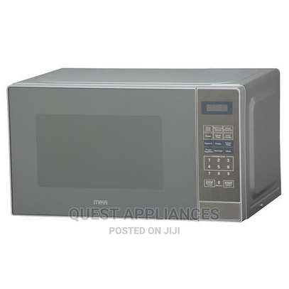 Mika Microwave Oven, 20L, With Grill, Digital Control Panel image 1