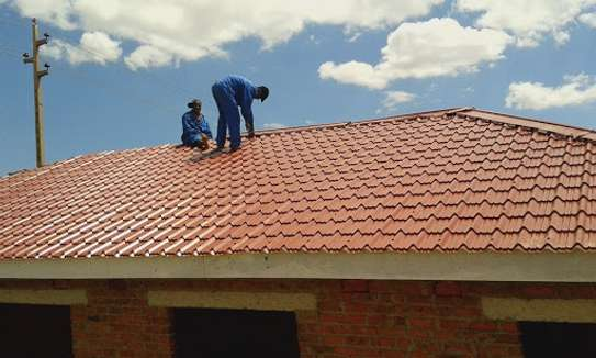 Affordable low cost roofing roof repair services /Best Roof Repair & Maintenance Specialists in Nairobi image 10
