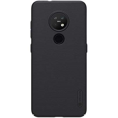 NILLKIN Super Frosted Shield Back Cover For Nokia 7.2 and Nokia 6.2 image 1