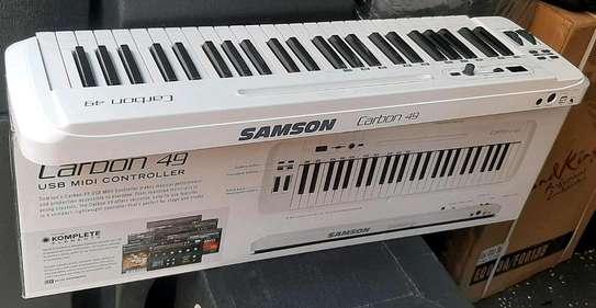 Samson carbon USB midi keyboard controller image 1