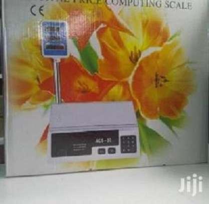 30kgs Digital Computing Butchery Scale image 1