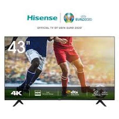 Hisense 43 inches 4k smart Digital TVs New image 1