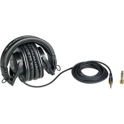 Audio-Technica ATH-M30x Headphones (Black) image 2