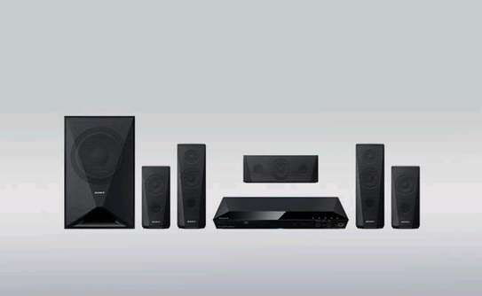 Sony DVD Home Theatre System DAV-DZ350 1000W 5.1-Ch With Bluetooth image 1