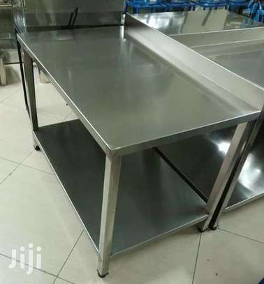 Stainless Steel Working Tables image 1