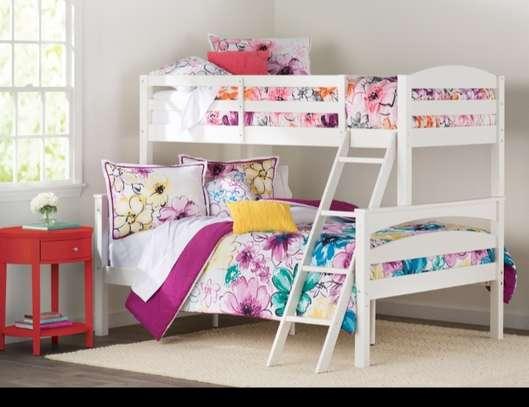 Double decker beds in Kenya / children decker / bunk bed /kids decker bed image 2
