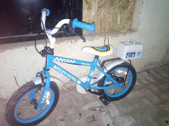 Bicycle* Boy's*Age 3 to 7*KSh 6500