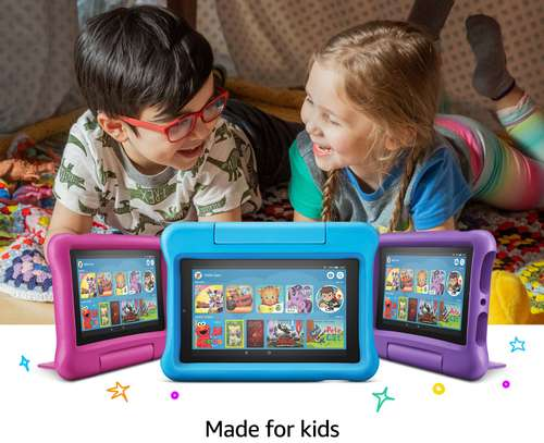 "Amazon Fire 7 Kids Edition Tablet, 7"" Display, 16 GB image 5"