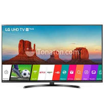 """LG 65"""" 4K UHD SMART TV,MAGIC REMOTE,VOICE RECOGNITION,VOICE SEARCH,HDR,WI-FI- 65UP7550-BLACK image 1"""
